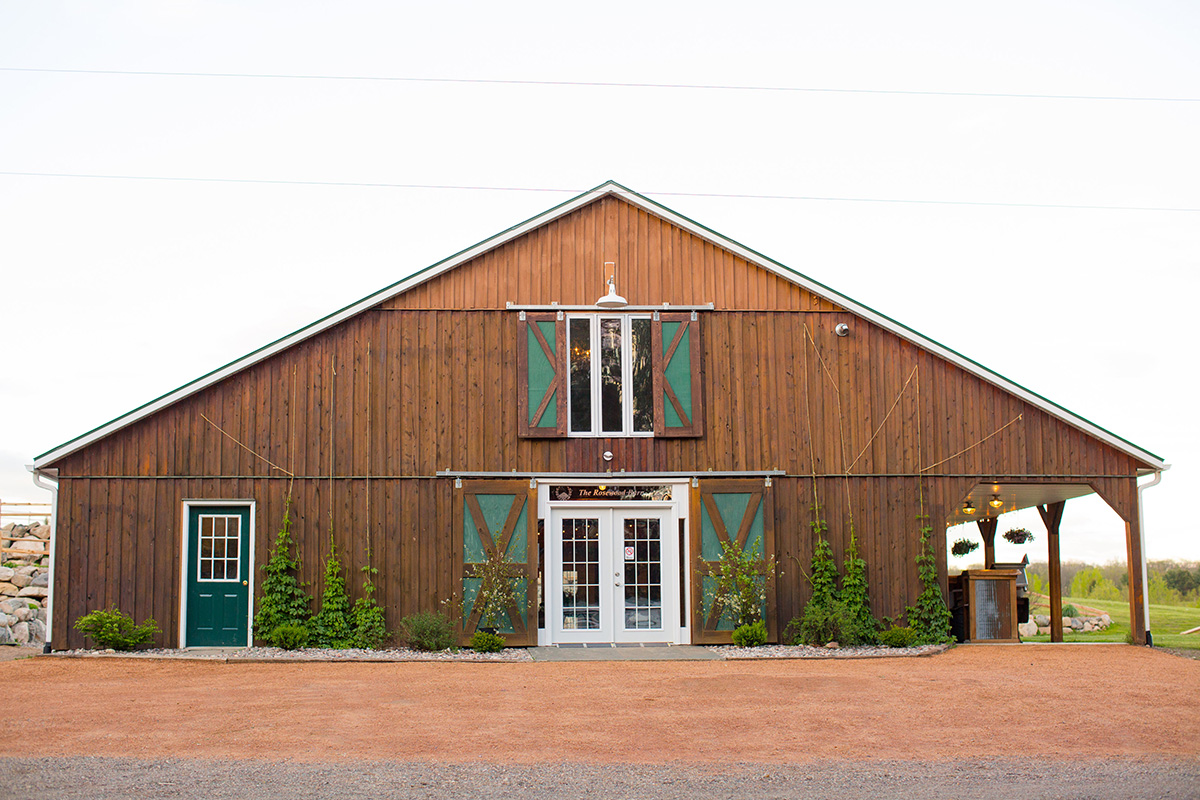 The Rosewood Barn